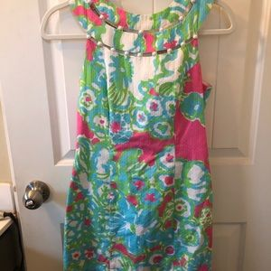 Lily Pulitzer dress size 00 worn once
